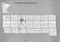 Index Map, Pennington County 1992